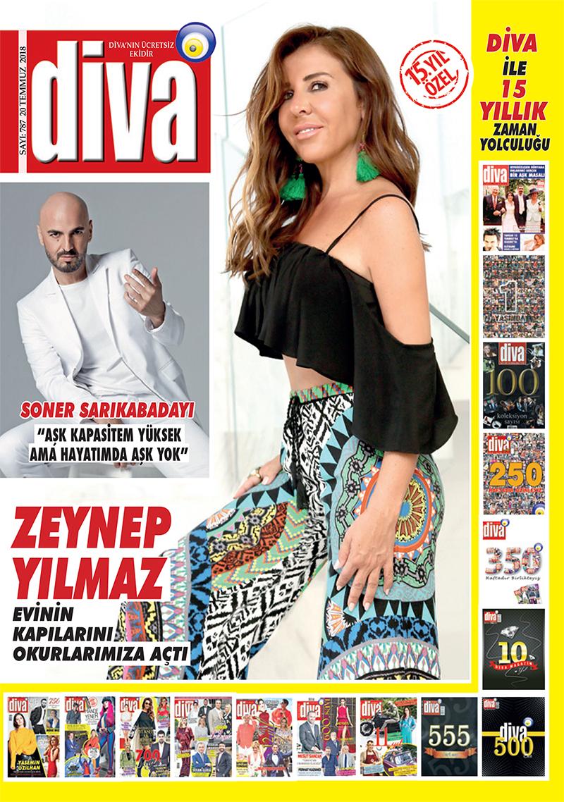 Diva Dergisi 15.Yıl Özel