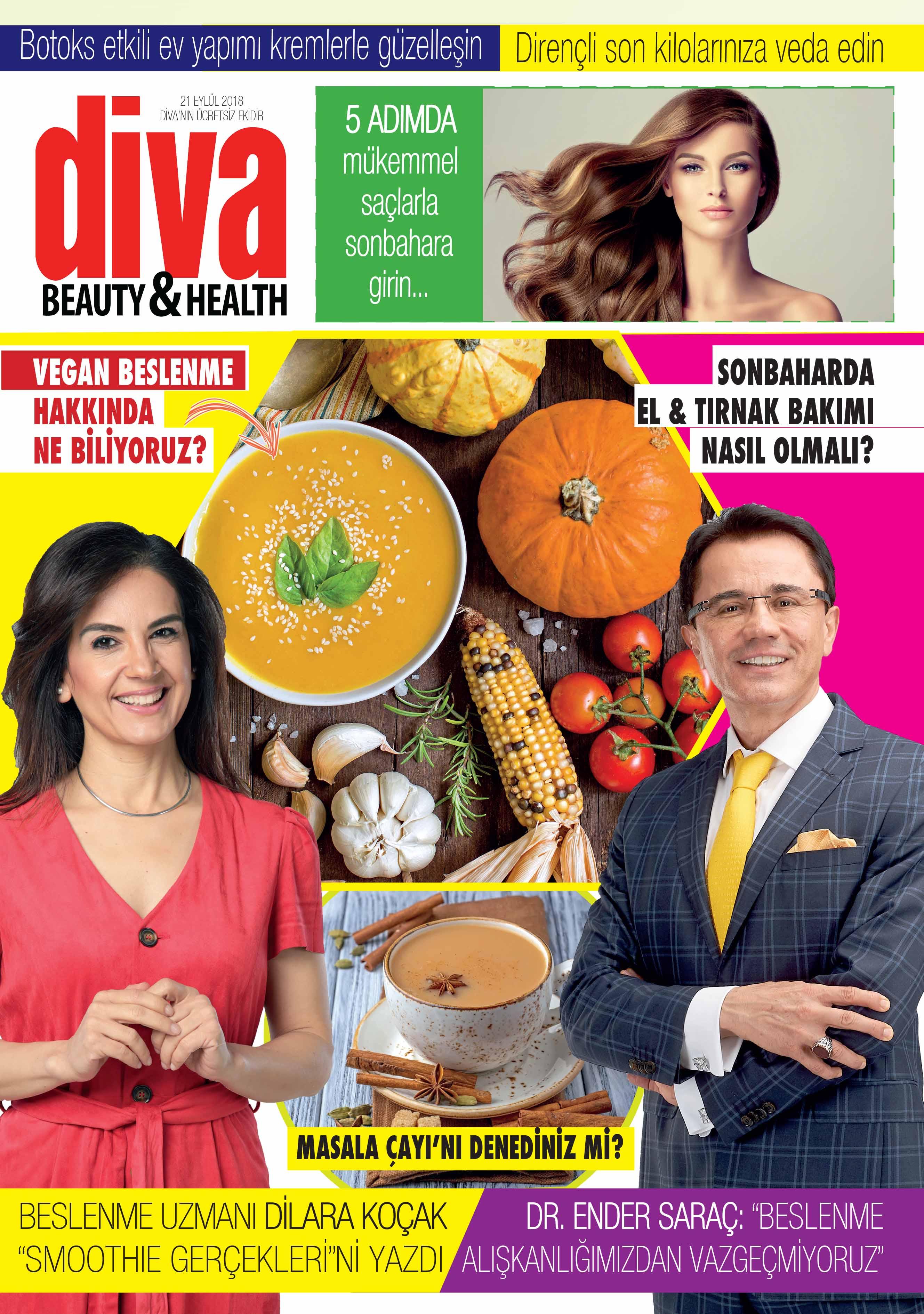 Diva Dergisi Beauty&Healty