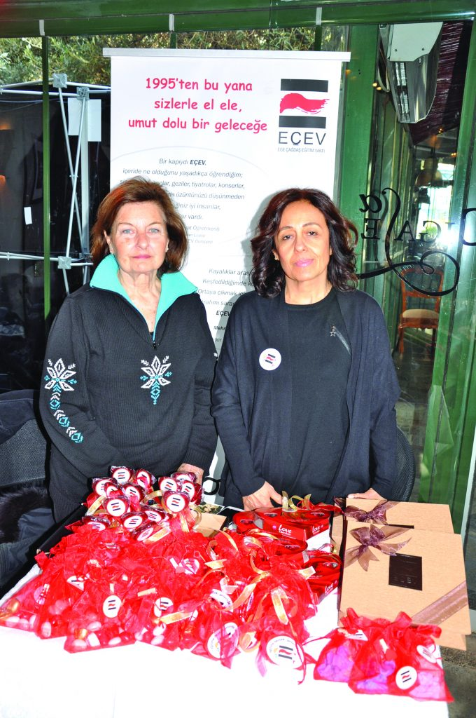 Diva'dan EÇEV yararına 'Alışveriş Şenliği' - 39892