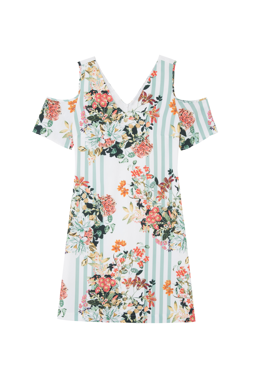 c7160aa1bb386 Koton'un yeni elbiseleriyle renkli ve çiçekli bir yaz geliyor - Diva ...
