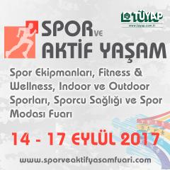 Spor ve Aktif Yaşam Fuarı
