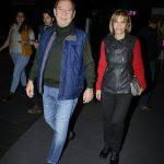 İstanbul cemiyet hayatının ünlü isimlerinden Mehmet Habbab ve eşi Roula Hanım geçtiğimiz gün Kanyon'daydı. Mehmet-Roula Habbab, Cumartesi günü geldikleri Kanyon'da Cinemaximum'da film izlediler.