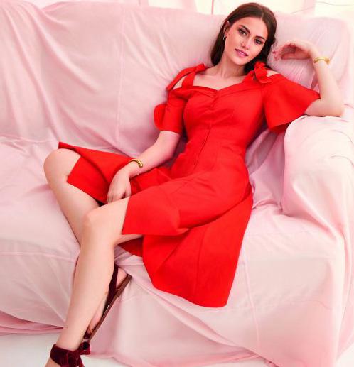 578497376859b Fahriye Evcen Koton ile rengarenk bir yaz - Diva Magazin
