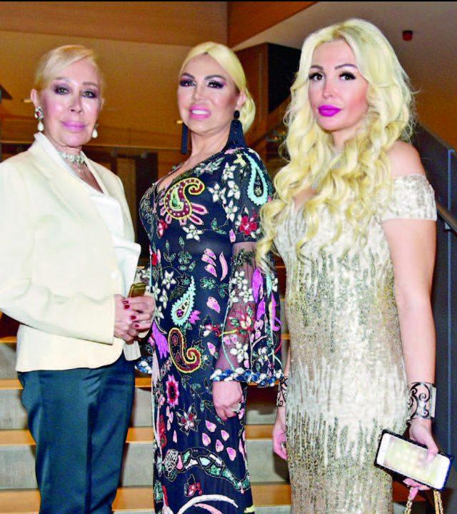 Ayşe Azizoğlu, Şenay Dağlı, Elif Girgin