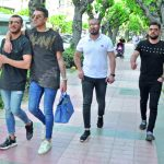 Kerimcan Durmaz, Furkan, Mustafa Aksakallı, Levent Bayraktar