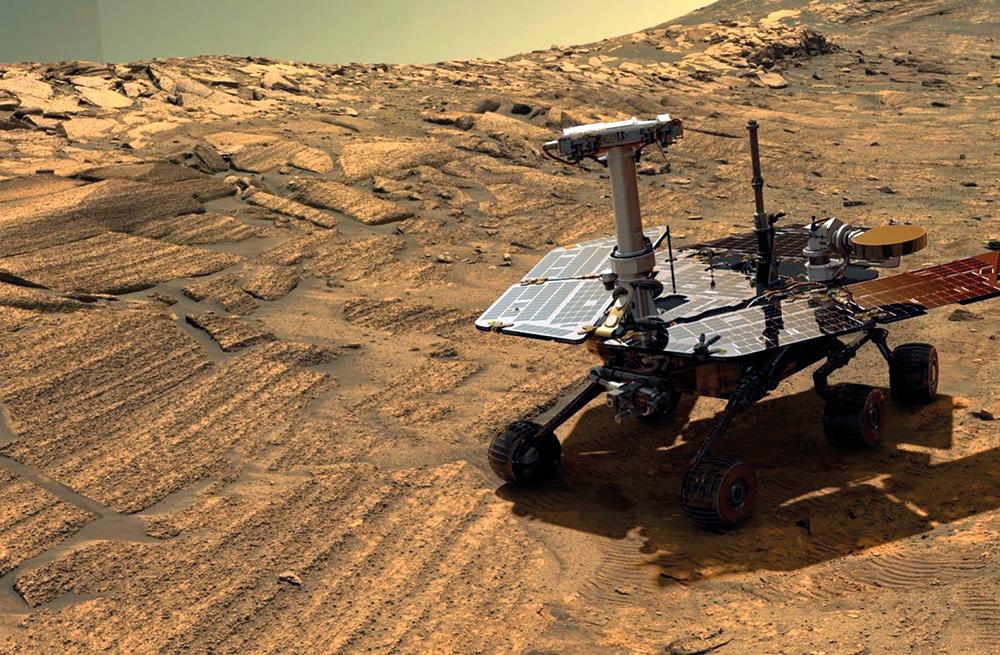 nasa mars rover - HD1600×1048
