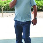 Kuzu Holding Yönetim Kurulu Başkanı Selim Kuzu,Folkart Towers' a toplantıya gidiyor...