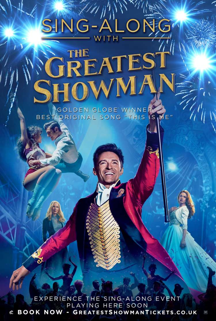 1. The Greates Showman (2017) 7.7 - divamagazin