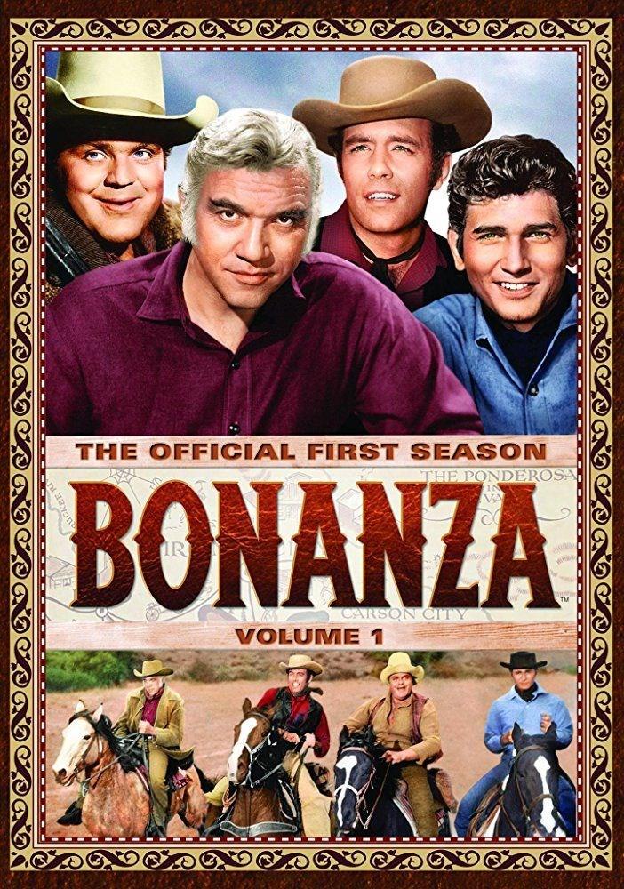 10. Bonanza (1959–1973) IMDB 7.3-divamagazin