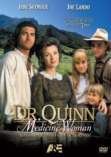 13. Dr. Quinn, Medicine Woman (1993–1998) IMDB 6.7-divamagazin