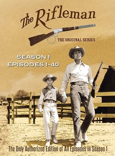 17. The Rifleman (1958–1963) IMDB 8.3-divamagazin