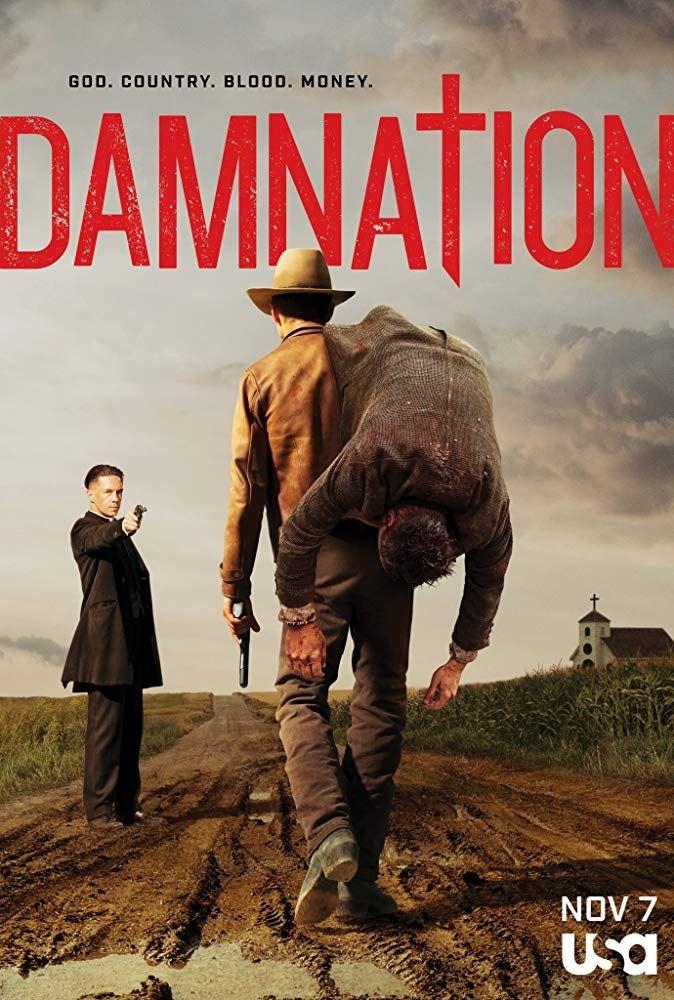 18. Damnation (2017–2018) IMDB 7.6-divamagazin