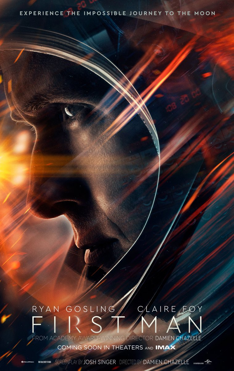 19. First Man (2018) -divamagazin