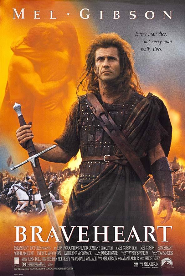22. Braveheart (1995) 8.4-divamagazin