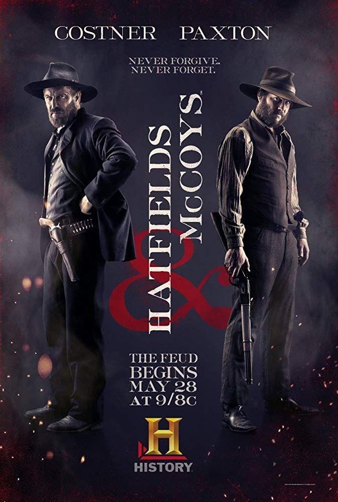 22. Hatfields & McCoys (2012) IMDB 8.0-divamagazin