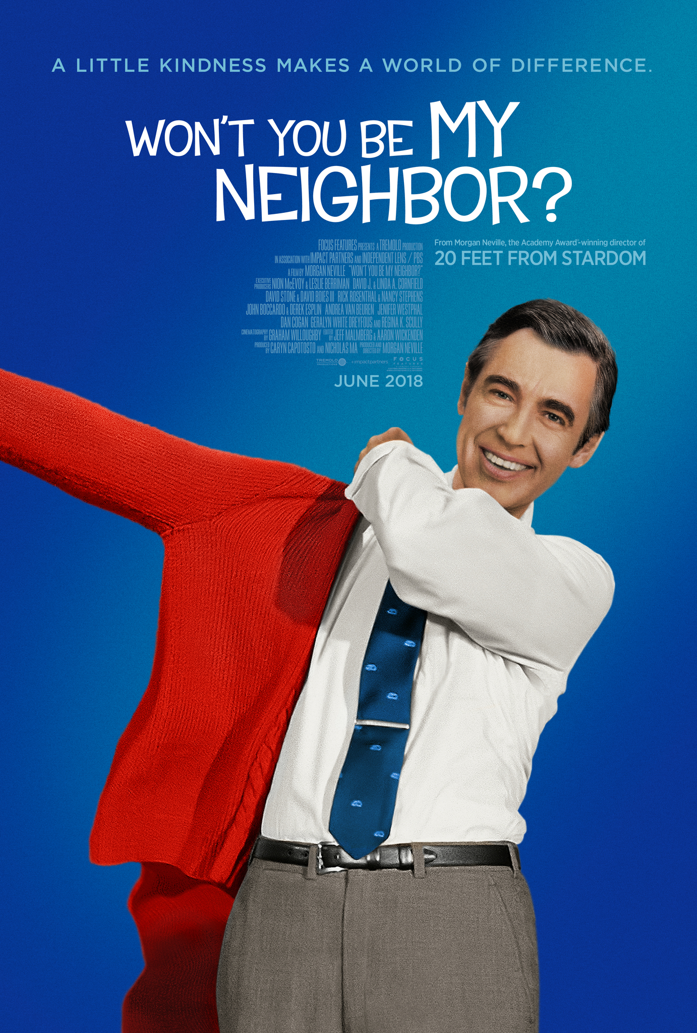 27. Wont you be my neighbor? (2018) 8.7 - divamagazin