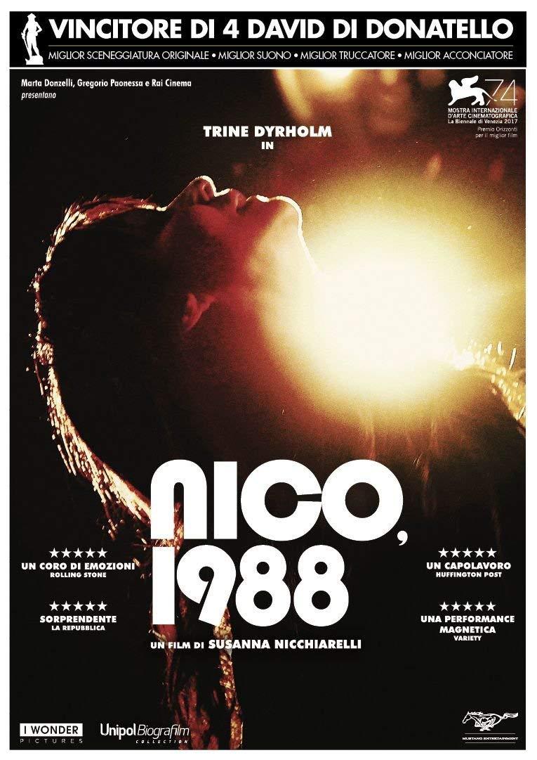 28. Nico 1988 (2017) - 6.8-divamagazin