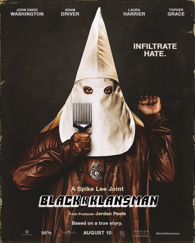 3. BlacKkKlansman (2018) - divamagazinjpg