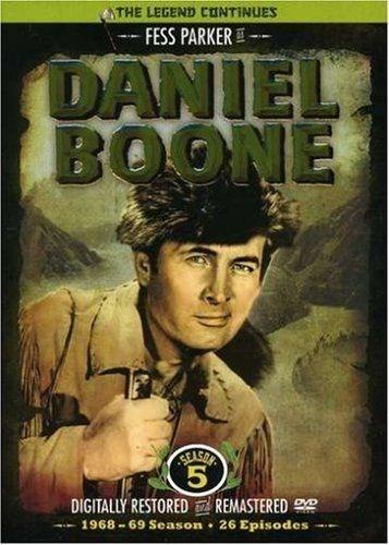 31. Daniel Boone (1964–1970) IMDB 7.5-divamagazin