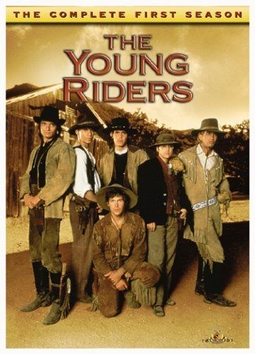 38. The Young Riders (1989–1992) IMDB 7.8-divamagazin
