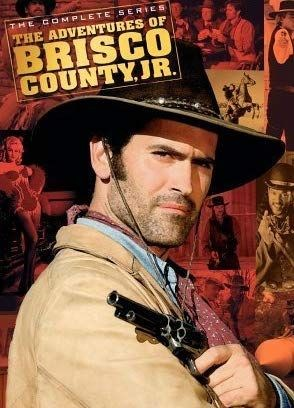 39. The Adventures of Brisco County Jr. (1993–1994) IMDB 8.4-divamagazin