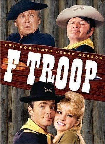 42. F Troop (1965–1967) IMDB 7.4-divamagazin