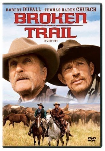 44. Broken Trail (2006– ) IMDB 7.8-divamagazin