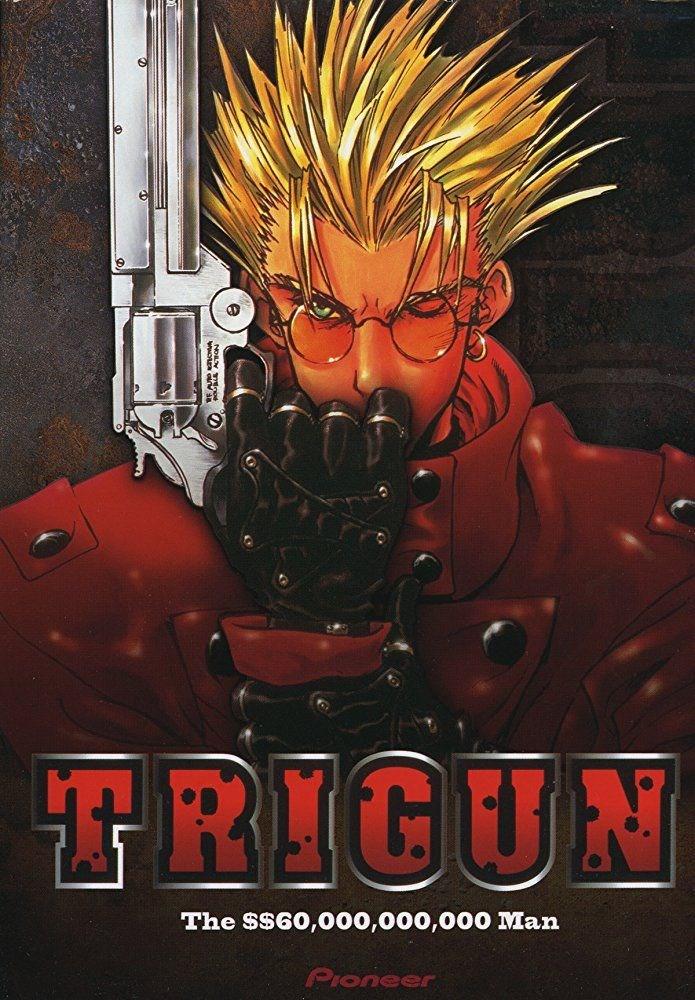48. Trigun (1998) IMDB 8.3-divamagazin