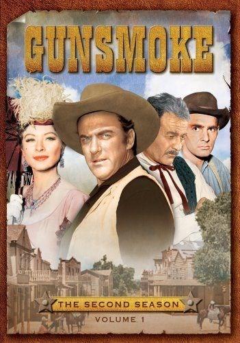 6. Gunsmoke (1955–1975) IMDB 8.0