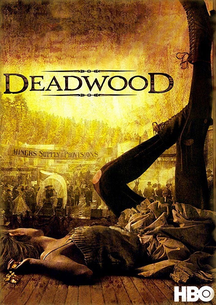 7. Deadwood (2004–2006) IMDB 8.7-divamagazin