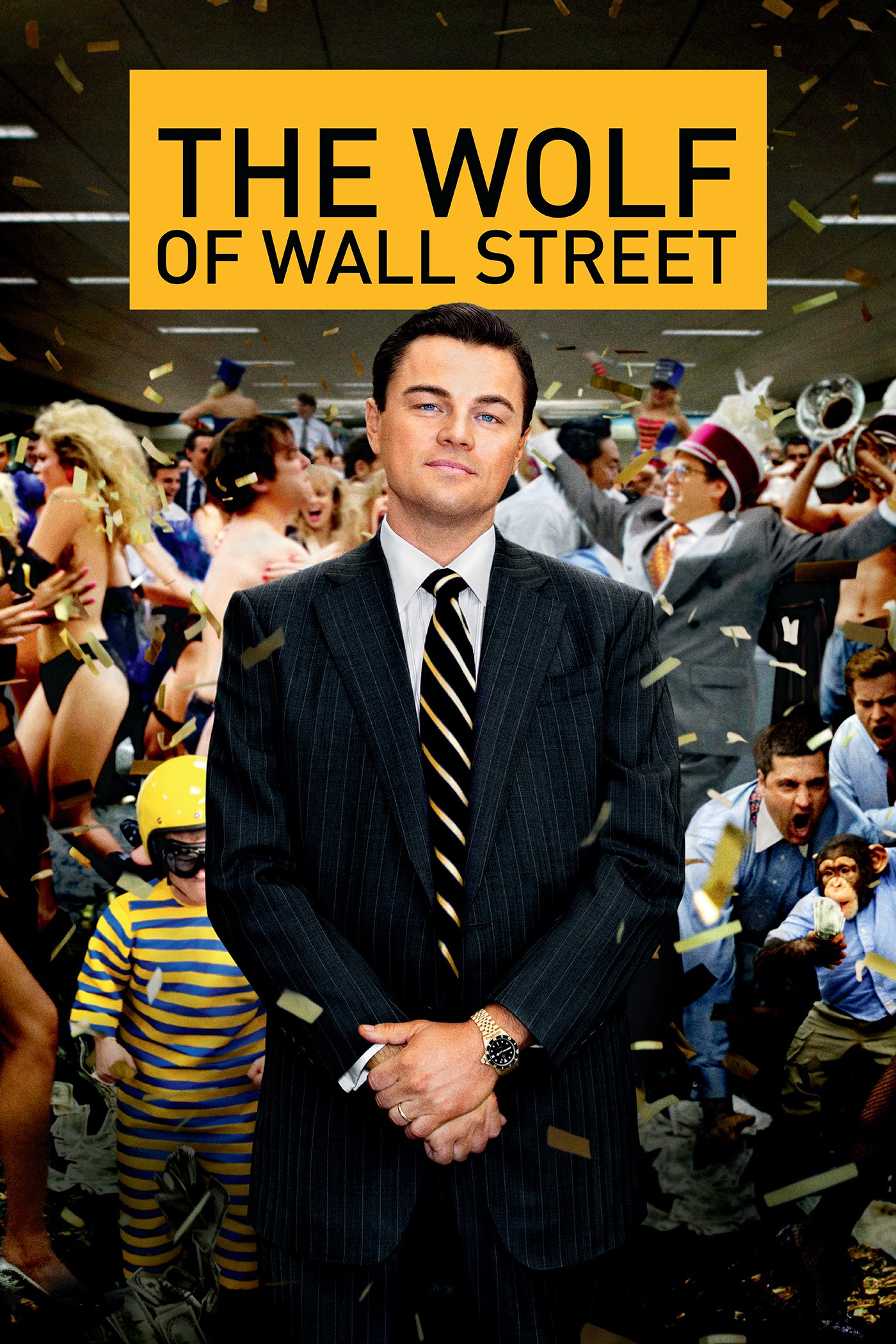 9. The Wolf of Wall Street (2013) - 8.2-divamagazin