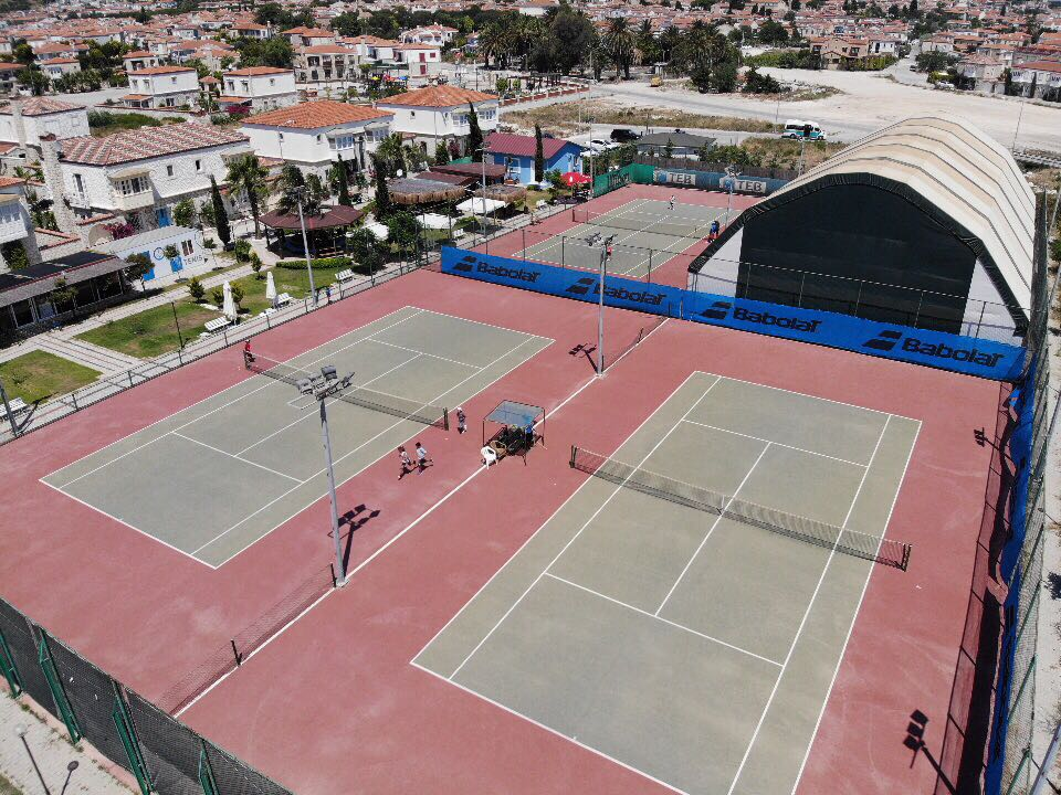 Alaçatı tenis kulübü