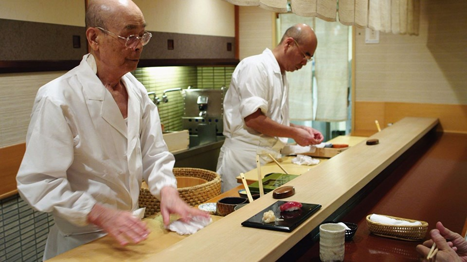 Dreams of Sushi (2011)