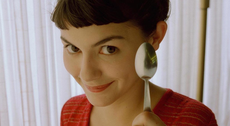 1. Le fabuleux destin d'Amélie Poulain:: Amelie (2001)