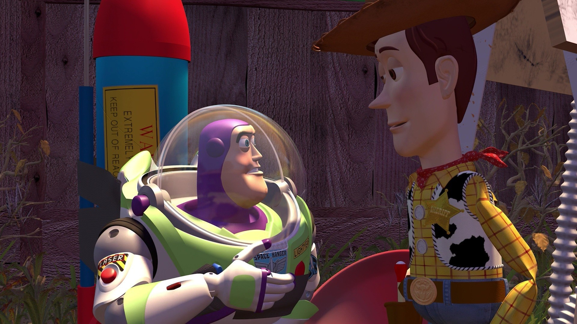 5. Toy Story (1995)