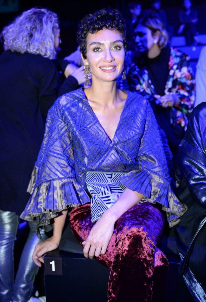 İstanbul Moda Haftası ünlü akınına uğradı - 89911