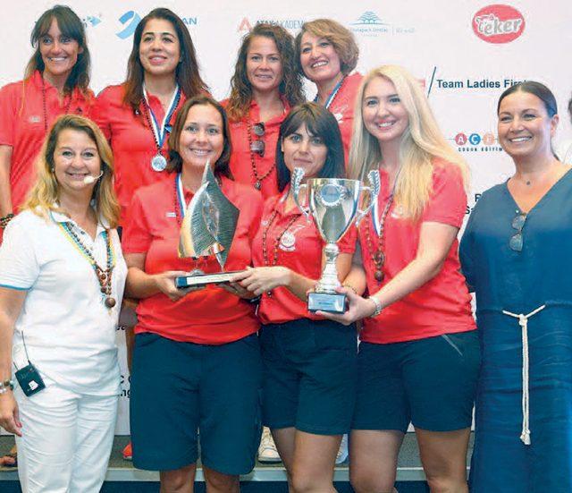 Deniz Kızı Ulusal Kadın Yelken Kupası-divamagazin