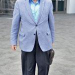 Bölge Adliye Mahkemesi eski Başsavcısı Celal Kocabaş Folkart Çarşı'da yer alan Yüzevler Kebap'a gidiyordu.