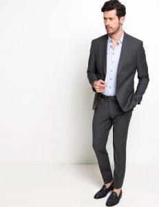 b36ab8e3a7f3a Uygun Fiyatlı Slimfit Takım Elbise Modelleri L50186338VR006-1_large
