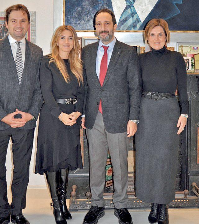Barış Kaşka, Ayşen Özkan, Mahir Kaplan, Pakize Sükan
