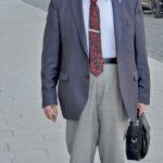 Eski İzmir Bölge Adliye Mahkemesi Başsavcısı Celal Kocabaş, Folkart Çarşı'da yer alan Döner Mutfak'a gidiyordu