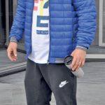 Folkart Carrera Fitness&Spa'da personal Trainer olan Ferhat Oktay, öğle yemeğinin ardından işine dönüyordu.