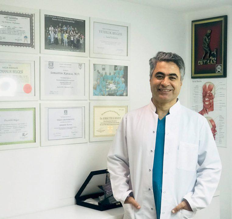 Prof. Dr. Şemsettin Karaca