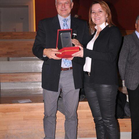 Hüseyin Egeli-İzmir Mimarlar Odası Genel Sekreteri Nilüfer Çınar Mutlu