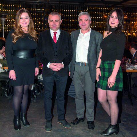 Begüm Ceylan, Remzi Kızıltan, Sefa Kelekçi, Seda Yüce