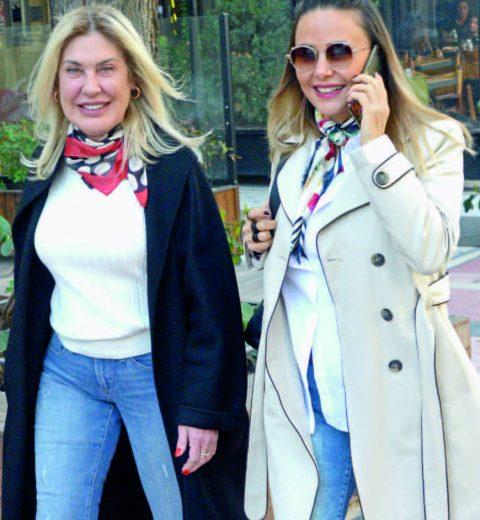 Selda Önder ve Nihal Bakır, arkadaşları ile buluşup, bir workshopa gideceklerini söylediler.