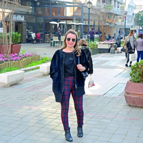 Kamile Özdamar, öğleden sonra Konak Pier'e gideceğini, hem alışveriş  yapacağını hem de sinemaya gireceğini söyledi.