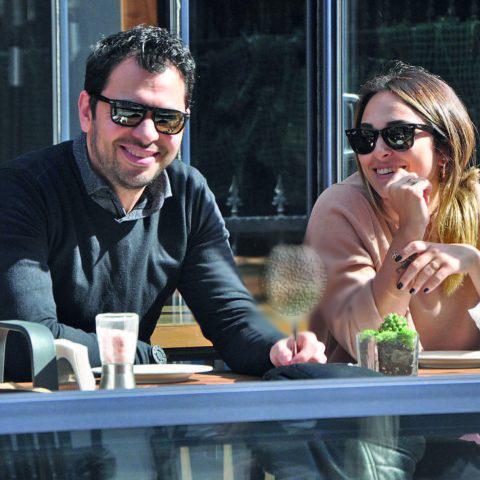 Diyetisyen Andaç Yeşilyurt eşi Aybüke Yeşilyurt ile Baci'de objektifimize yansıdı.