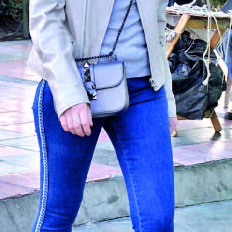 Yulia Soysaller, kızını okuldan almaya gidiyordu.