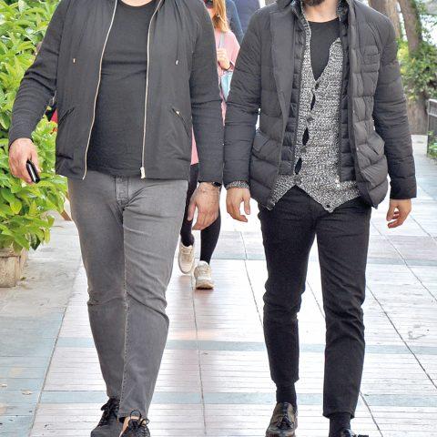İş adamları Atılgan Erdem ve Mehmet Şimşek yeni projelerini konuşmak için bir araya geldiler .